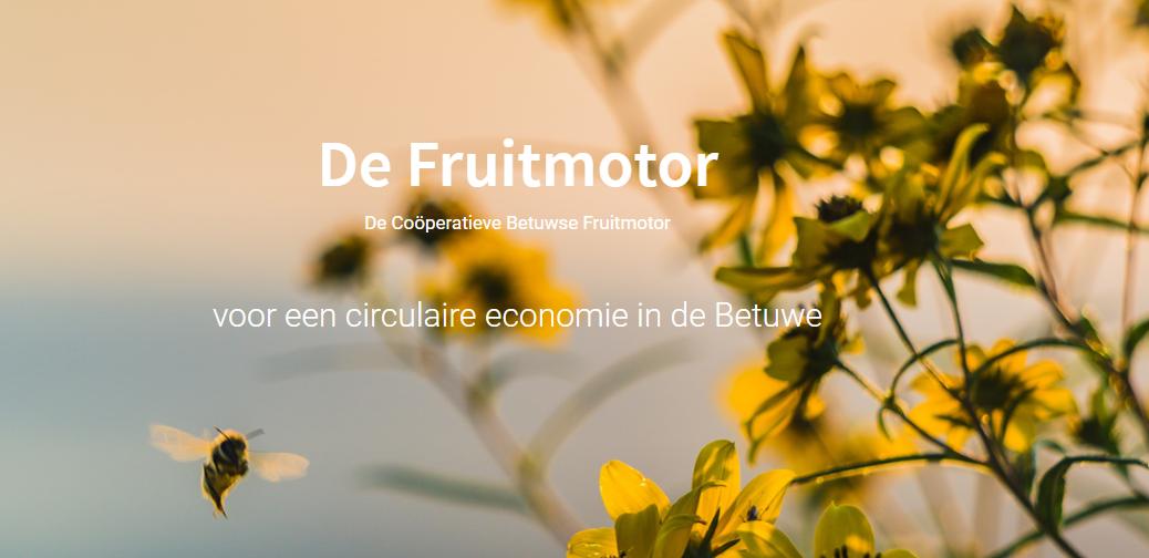 De Fruitmotor circulaire fruiteconomie