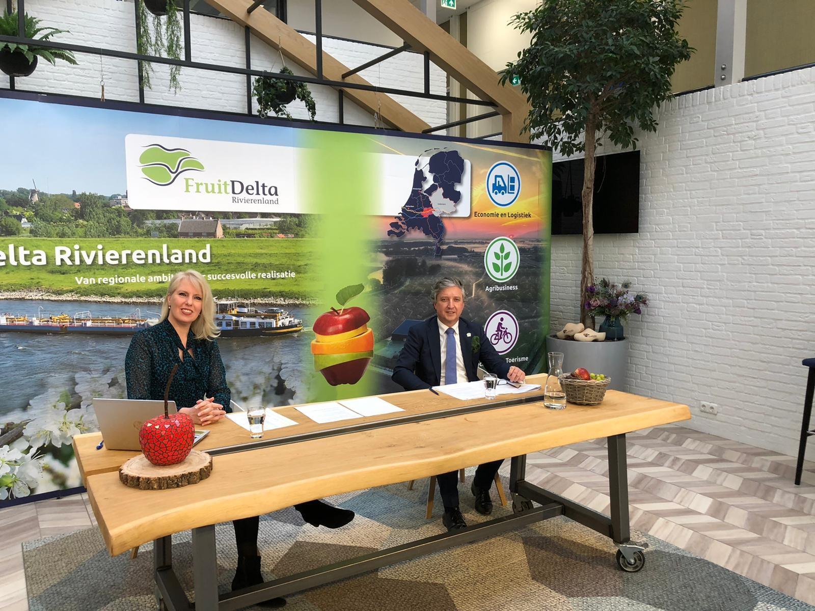 Webinar FruitDelta Rivierenland 29 januari 2021